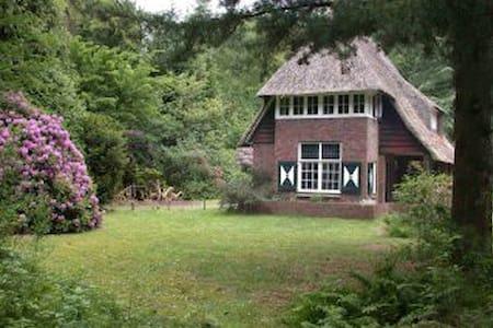 Jaren '30 huis in een bos - Talo