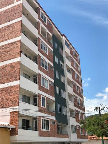 Apartamento Altos de San Carlos - San Gil - Leilighet
