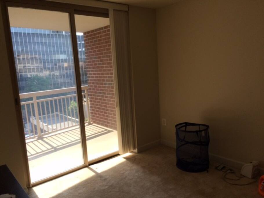Balcony for Master bedroom