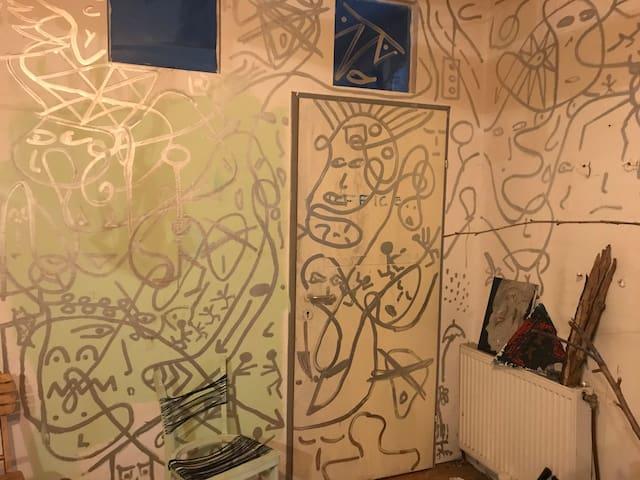 Lisa's Atelier Room