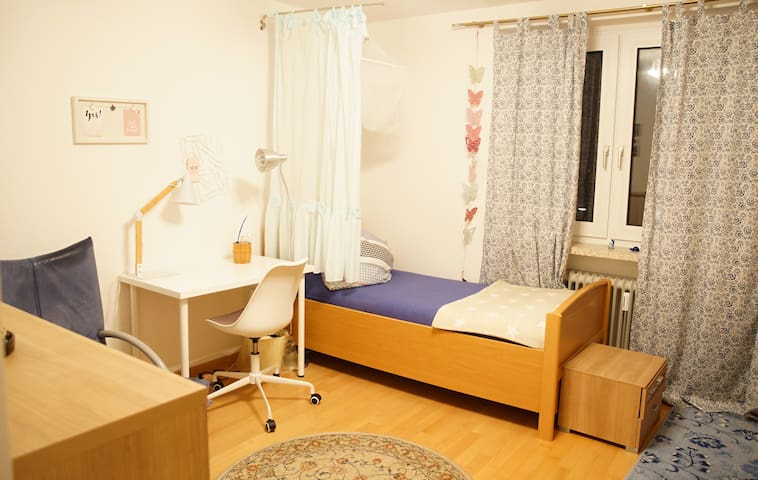 3-room apartment in Hannover east near MHH & INI