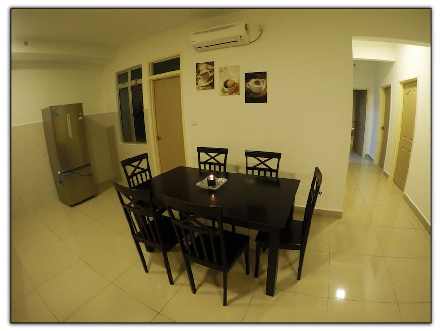 Dining Area (Themed Homestay)