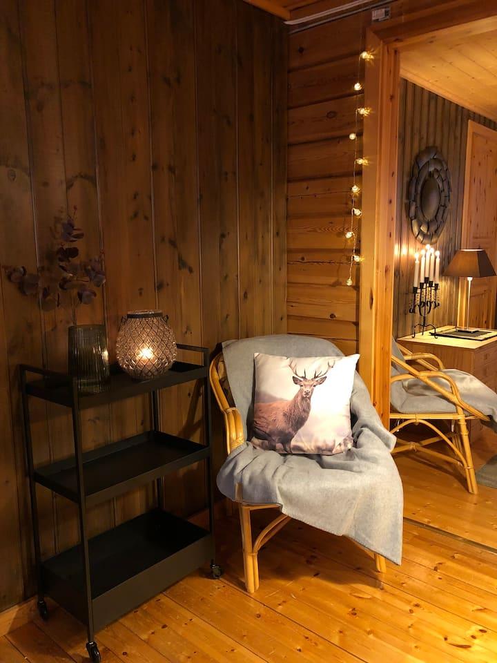 Cozy cabin in Gunnarvattnet/ Mysig stuga i fjällen