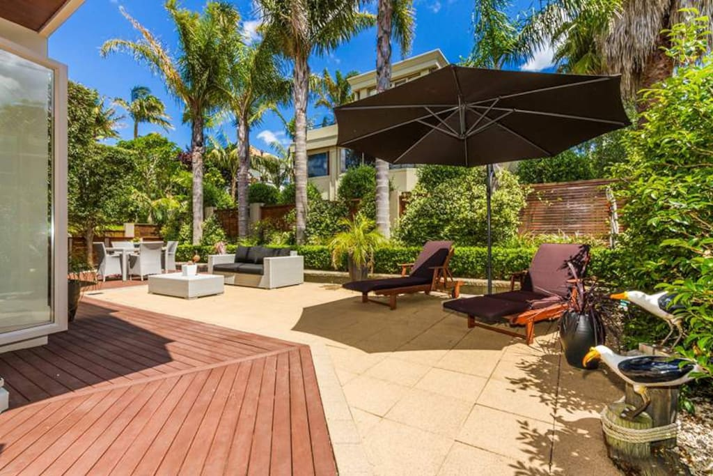 Garden and outdoor furnitures