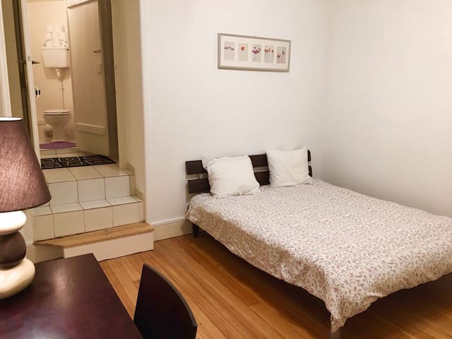 Renovated studio near the gare and United Nations - Cenevre - Daire