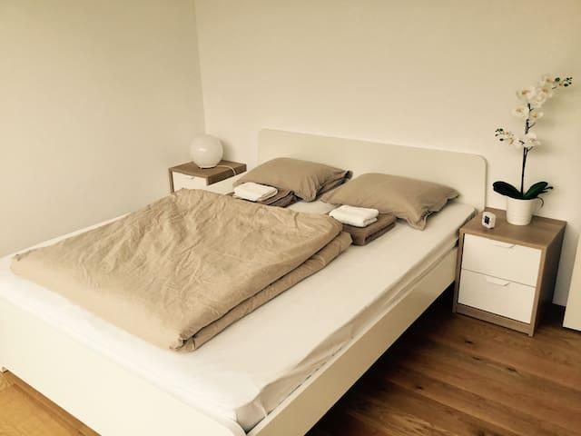 Chambre privée au cœur de Bienne - Bienne - Apartment