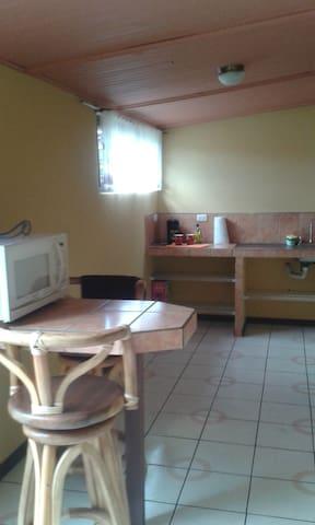 Apartamento con todaa sus comodidaa - La Asunción - Apartment