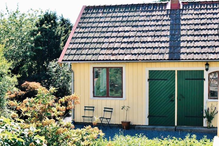 Mysigt nyrenoverat hus anno 1930 nära Göteborg