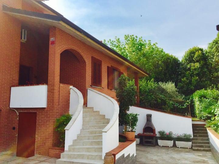 Cozy villa near Milano