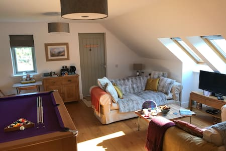 Luxury private suite with breakfast near Aberfeldy