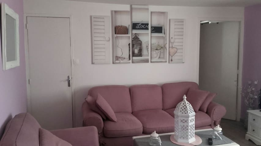 Appartement cosy - Tremblay-en-France - Appartement