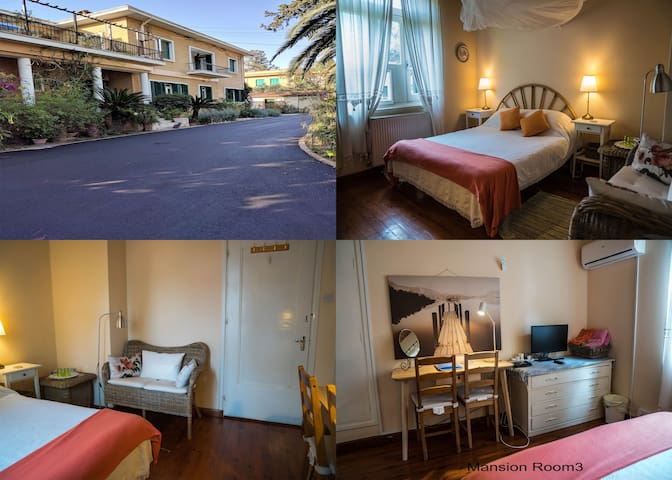 Mansion Room 3 Heart of City, On Site Parking - Nicosia - Hus