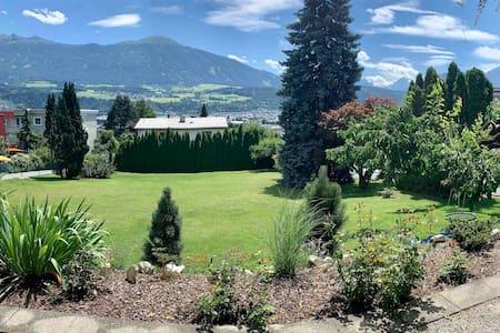 Sonnige, ruhige Wohnung in Innsbruck am Stadtrand!