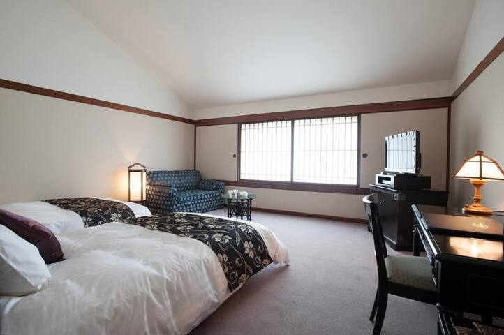 [Stay overnight] Wi-Fi available/ Hamilton stay plan to enjoy time slowly that flows quietly.
