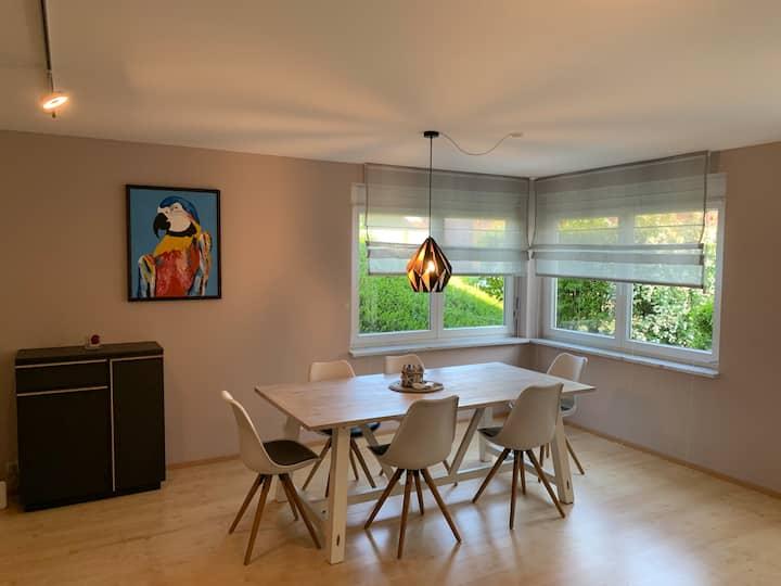 Sonnige Wohnung in ruhiger Lage, 2-Zimmer