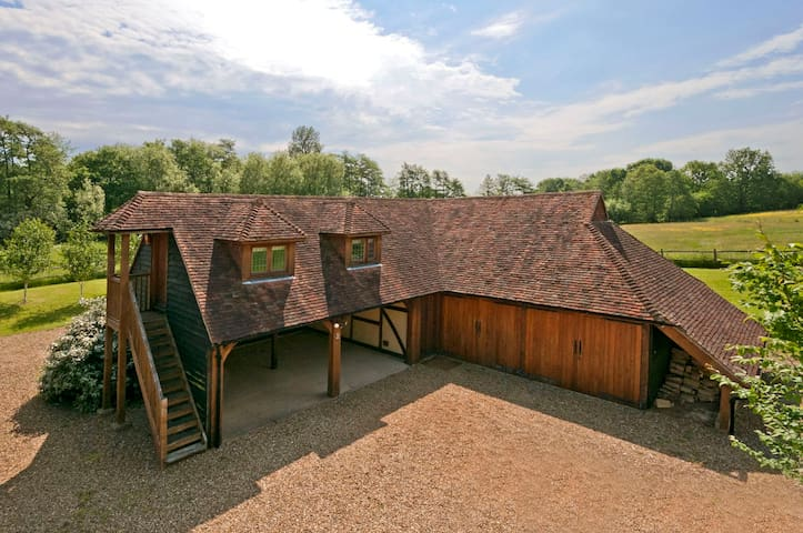 Stream Farm Cottage - Goudhurst - Dům