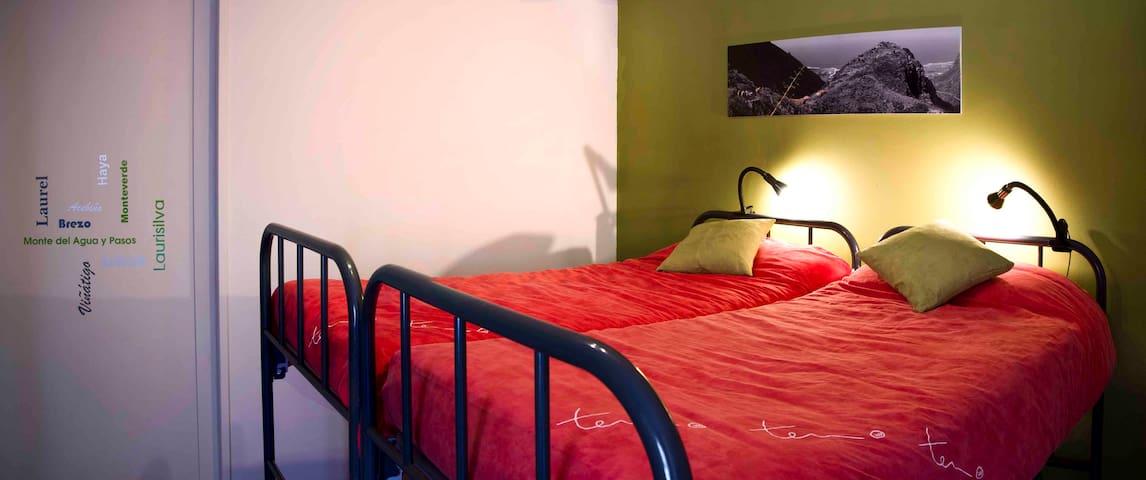 Albergue Bolico: Habitación 3 - Las Portelas - Inny
