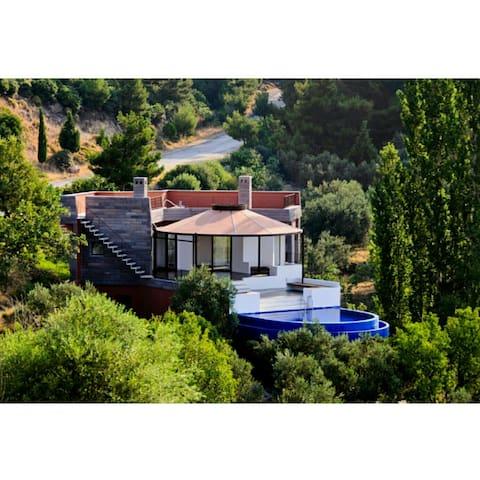 Assos Kozlu Village  villa - Kozlu Köyü - House