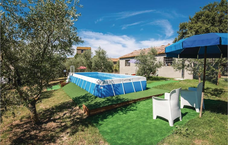 Semi-Detached with 2 bedrooms on 60m² in Volterra -PI-