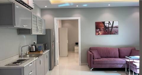 New Modern apartment at north of Riyadh, حي الملقا