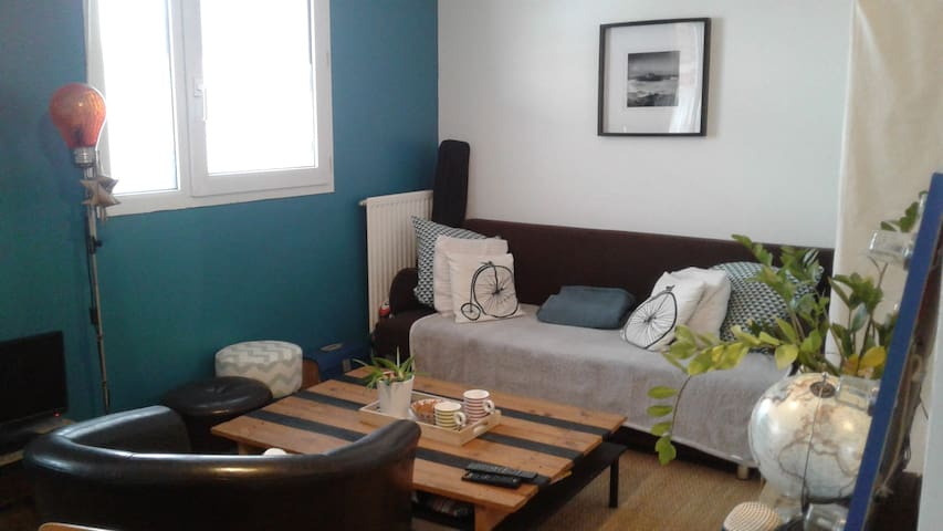 Appartement cosy Nantes
