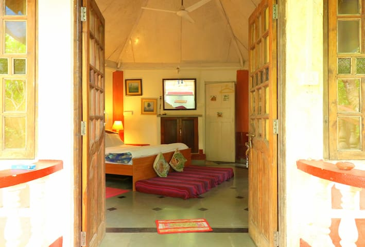 Cottage in Calangute - Baga. - North Goa - Guesthouse