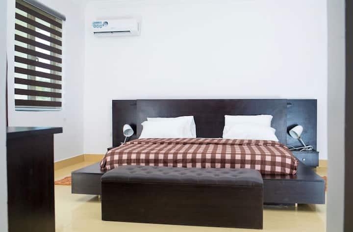 Luxurious apartment at Lakowe Lakes Resort
