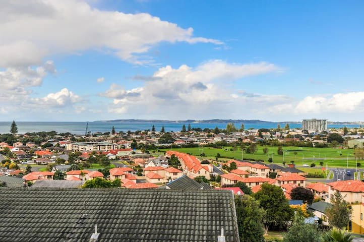 Orewa home with a view