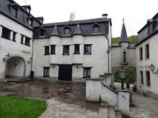 Chambre d'hôte dans le château - Dondelange - Schloss