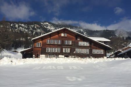 Hasliberger Bauernhaus - Hasliberg - Appartement