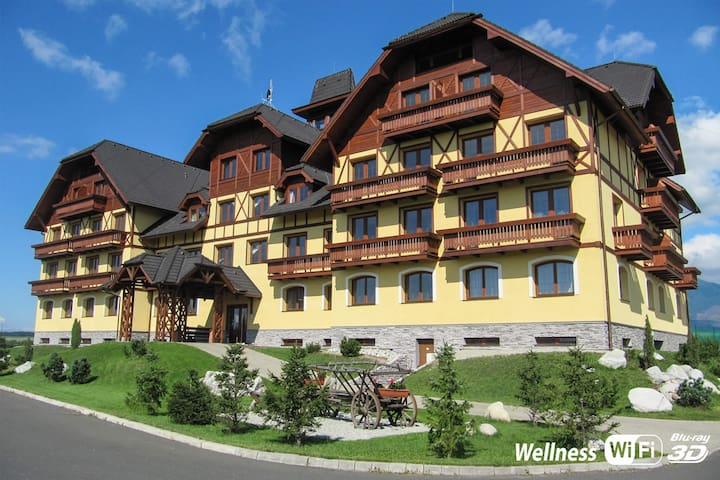 Apartments Enjoy Tatras & Resort