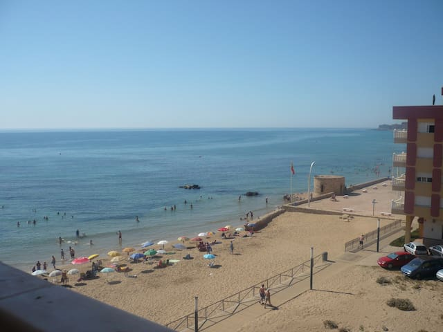 Apartamento con vistas al mar...... - La Mata - Appartement