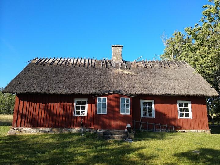 Summerhouse in Saarnaki lsland. Boat ride included