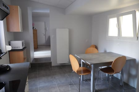 Appartement face aux thermes