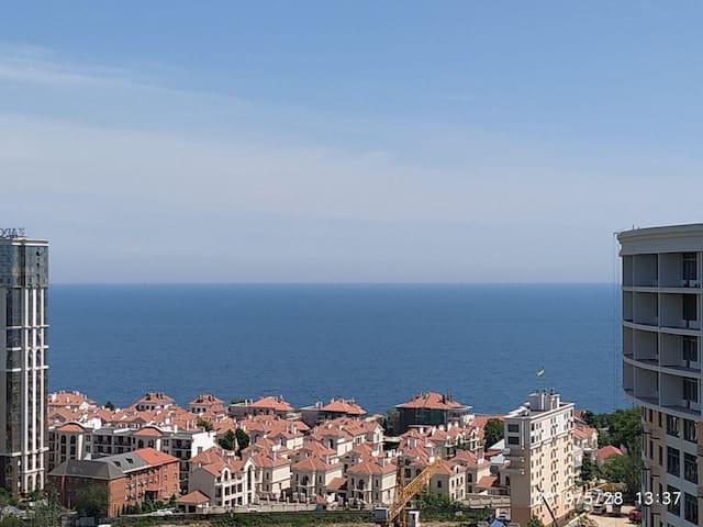 Квартира Люкс В Аркадии С Видом На Море