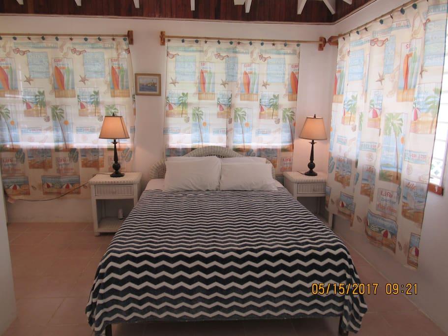 Inside cabana #1