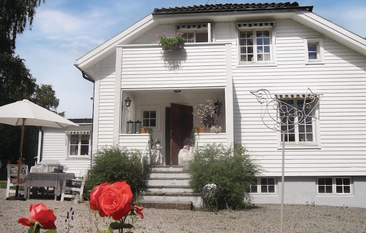 Holiday cottage with 4 bedrooms on 220 m² in Åmotfors