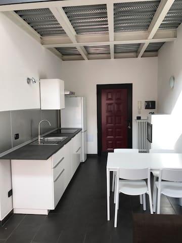 Loft open space - Milano - Lägenhet