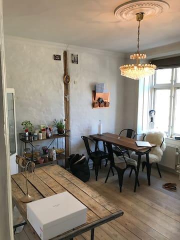 Lovely Copenhagen apartment - København - Flat
