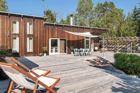 Modern house Stockholm archpelago - Grisslehamn  - 独立屋