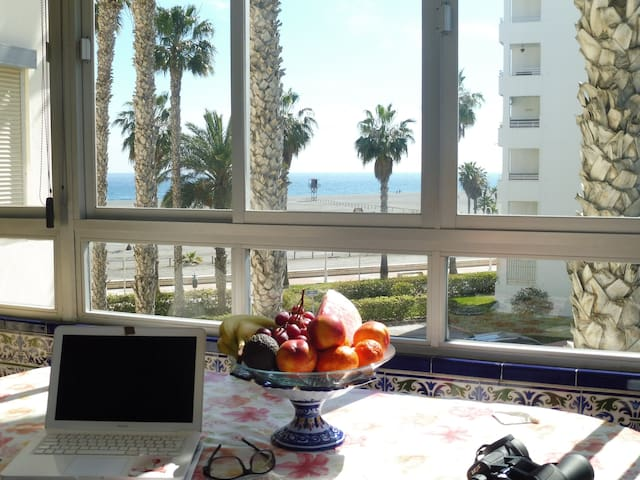 Motril Playa Poniente apartment first line beach