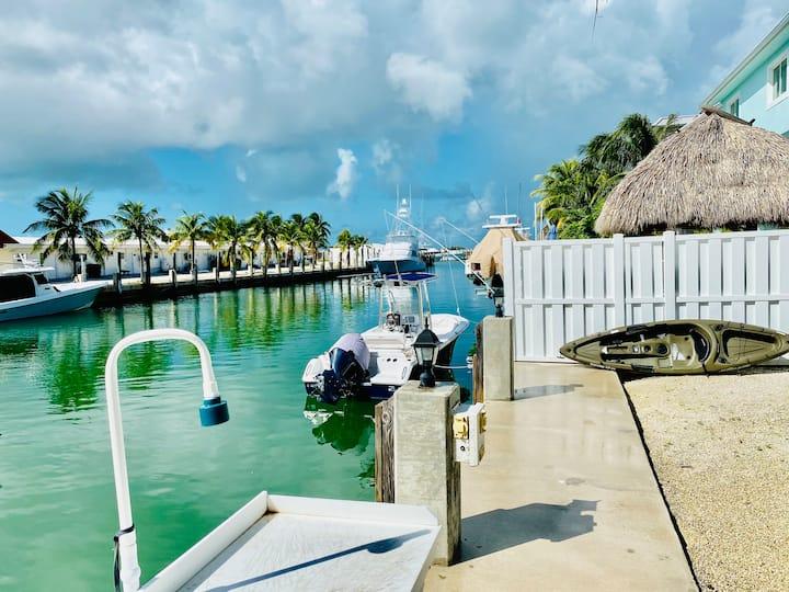 Paradise in Key Colony with Cabana Beach Access
