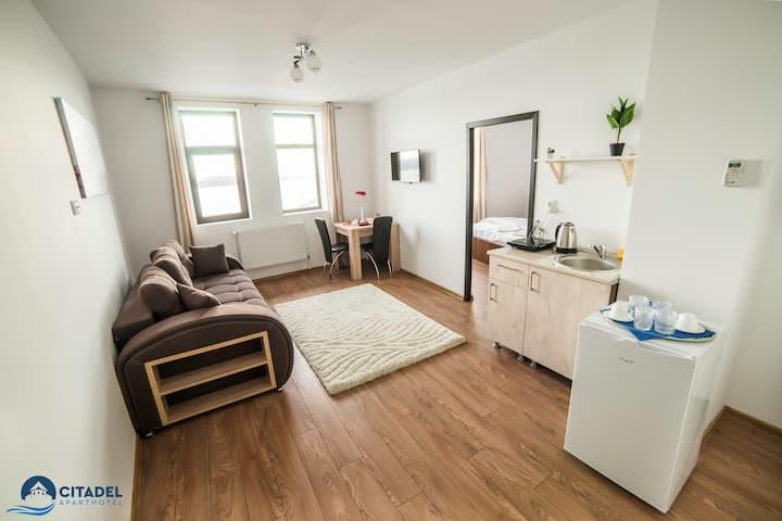 Citadel Aparthotel - best apartments on the Danube