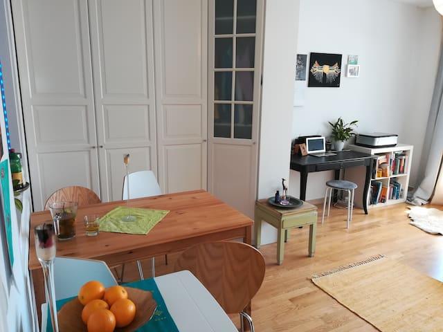 Cozy little Appartment in Schwabing