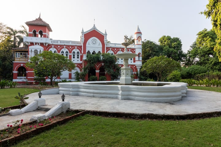 Madhav Bagh- A Stately, Luxurious, Boutique stay