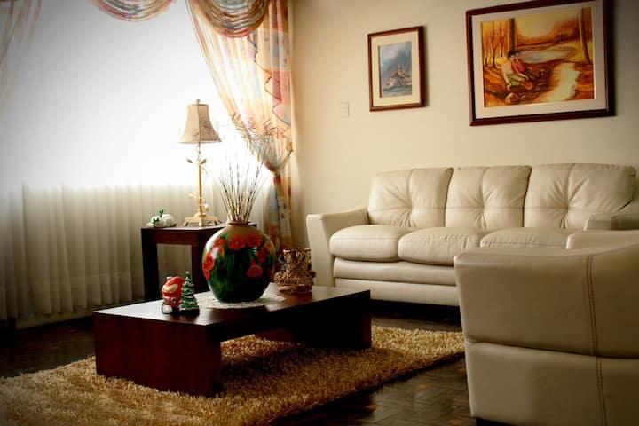 Sweet Home - Su casa en el centro de Ambato