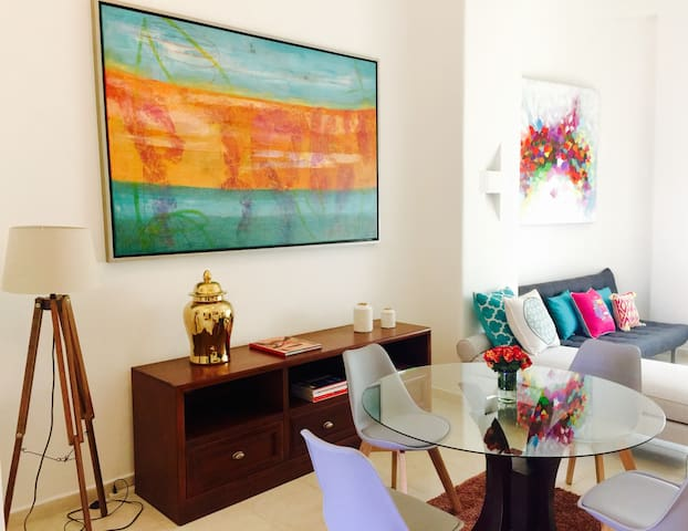 Amazingly Located Condo near Fifth Avenue - Playa del Carmen