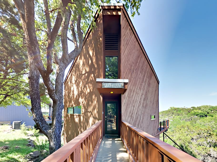 This delightful cabin is professionally managed by TurnKey Vacation Rentals.