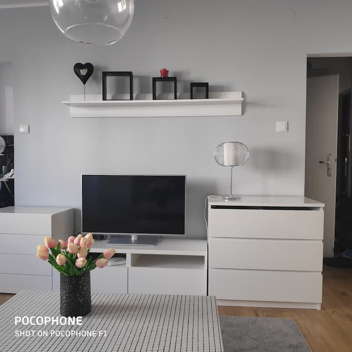 Modern apartment Gdansk/Sopot- close to the beach