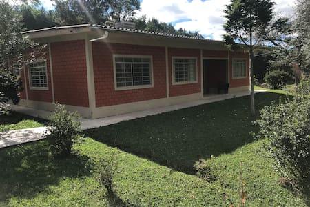 Casa de Campo 7,5km de distância Parque  Exposição